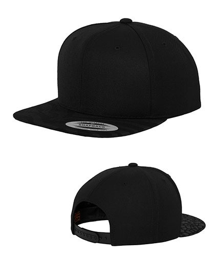 FLEXFIT Animal Tone In Tone Snapback