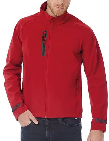 B&C X-Lite Softshell-Jacke für Herren