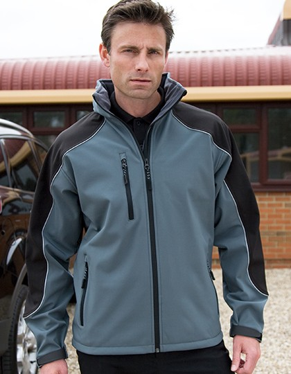 Result WORK-GUARD Arbeitsjacke Soft Shell