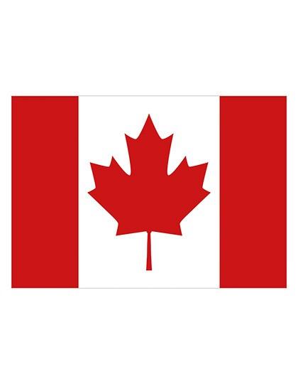 Printwear Fahne Kanada