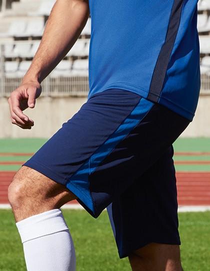 SOL''S Teamsport Herren Short mit Kontrasten