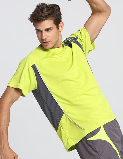 SPIRO Herren Training Shirt