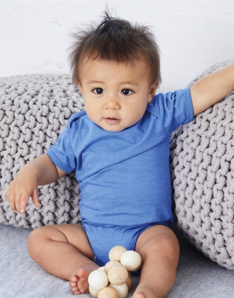 Bella + Canvas Baby Jersey Short Sleeve one Piece