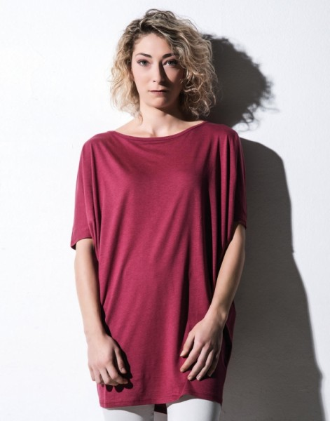 nakedshirt T-Shirt für Damen Organic