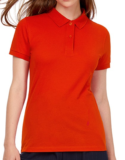 B&C Damen Poloshirt