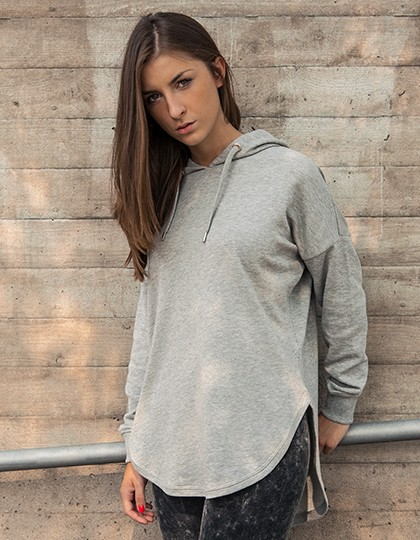 BuildYourBrand Ladies Oversized Hoody