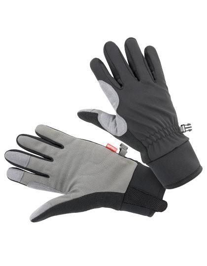 SPIRO Fahrrad Winter-Handschuhe