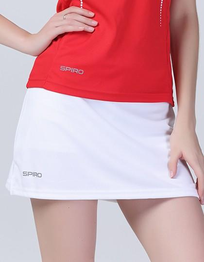 SPIRO Damen Rock mit integrierter Sport Pant