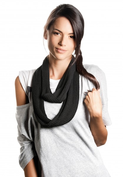 K-UP Tubular Knitted Scarf