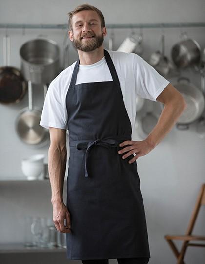 "Neutral Latzschürze ""Chef"" 70 x 90 cm"