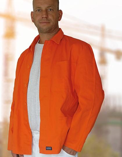 Carson Classic Workwear Arbeitsjacke lang