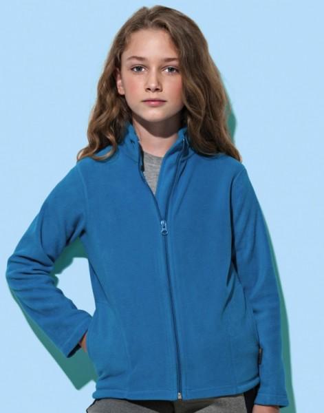 Stedman Kinder Active-Fleece-Jacke