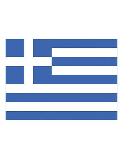 Printwear Fahne Griechenland