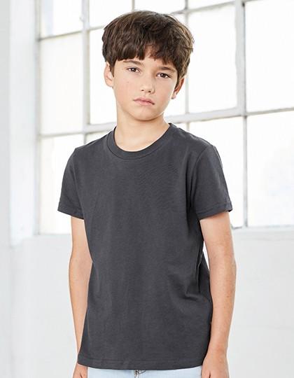 Bella + Canvas Jersey Kinder T-Shirt