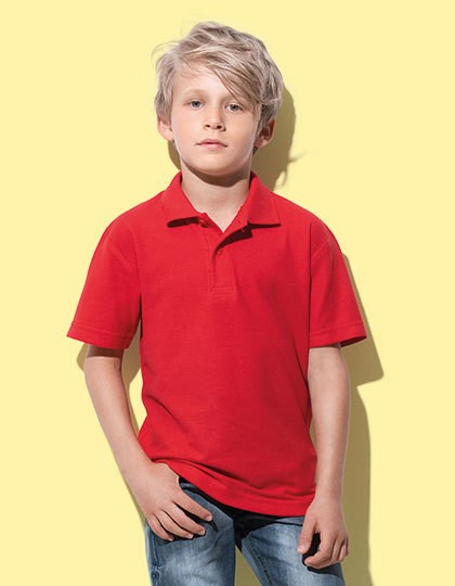 Stedman Kinder Polo-Shirt