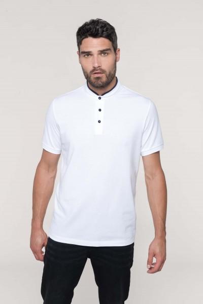 Kariban Kurzarm-Polohemd für Herren