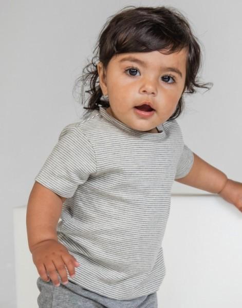 Babybugz Baby T-Shirt gestreift