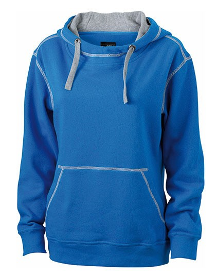 James&Nicholson Ladies´Lifestyle Hoody