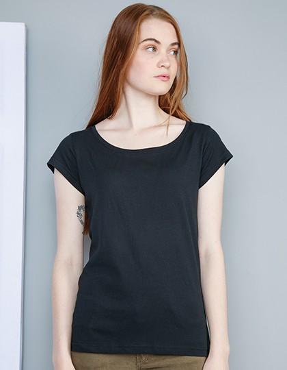 Mantis Damen Shirt mit kurzen Armen