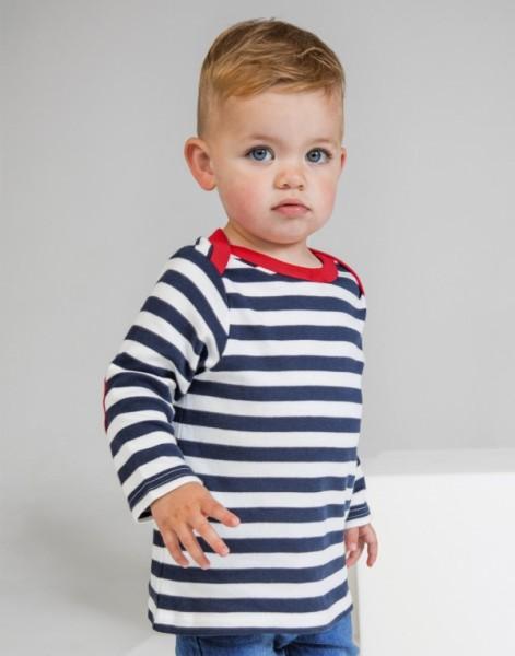 Babybugz Baby Stripy Long Sleeve T