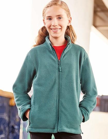 Russell Kinder Outdoor Fleece Jacke
