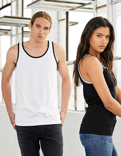 Bella + Canvas Jersey Tank Top unisex