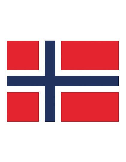 Printwear Fahne Norwegen