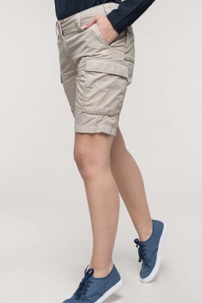 Kariban Leichte Bermuda-Shorts für Damen