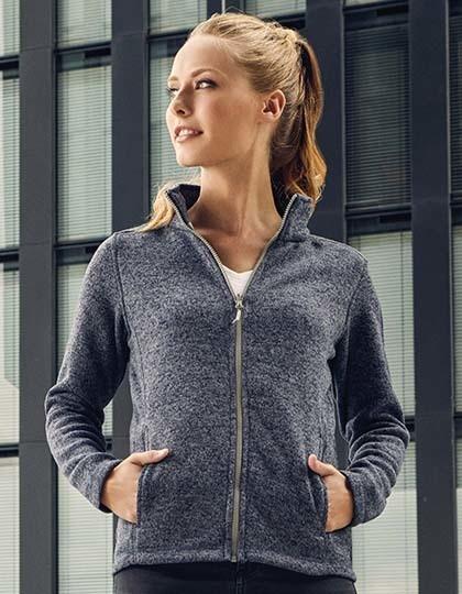 Promodoro Women's Knit Fleece Jacket C+