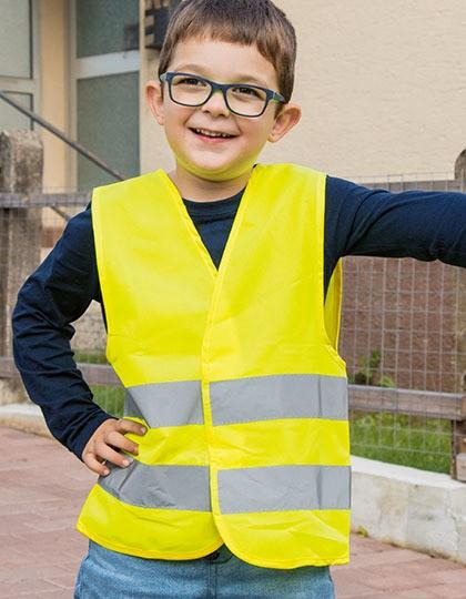 Printwear Kinder Safety Vest EN 1150