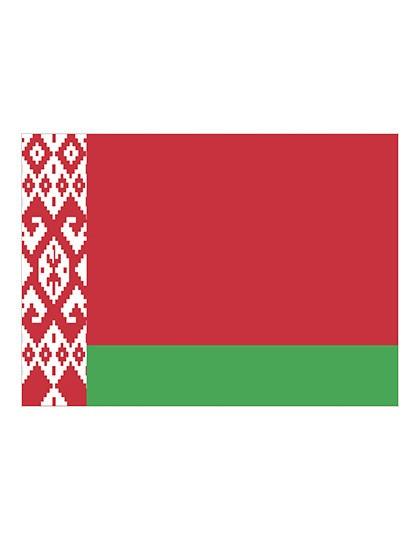 Printwear Fahne Weißrussland