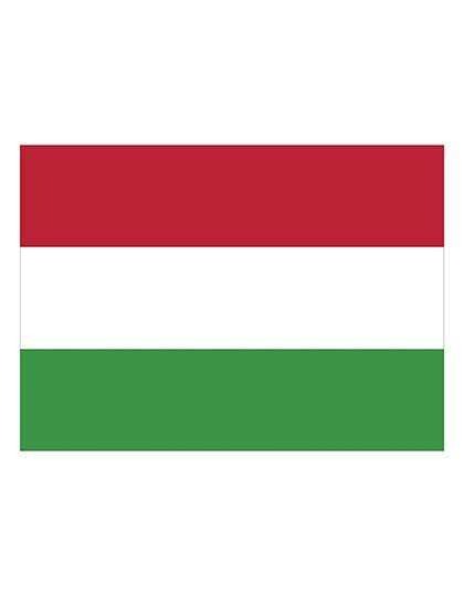 Printwear Fahne Ungarn