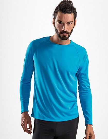 Sol's Herren Langarm Sport T-Shirt