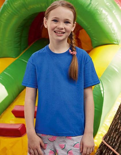 Fruit of the Loom Kinder T-Shirt