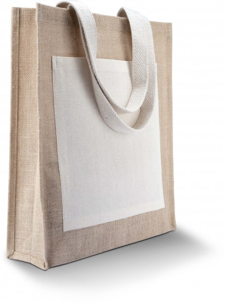 Ki-Mood Jute Shopper