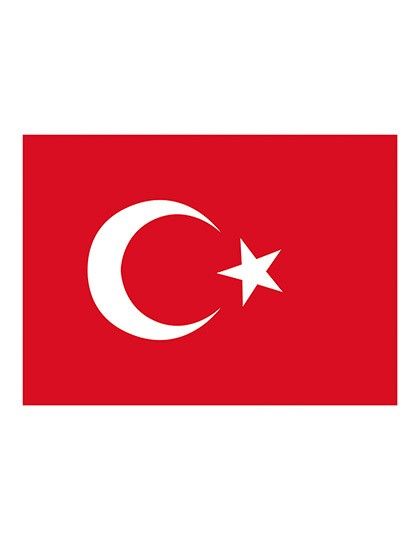 Printwear Fahne Türkei