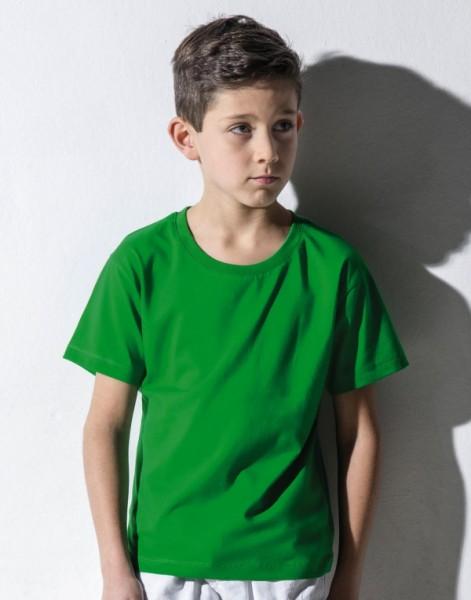 nakedshirt Jungen Frog T-Shirt Organic