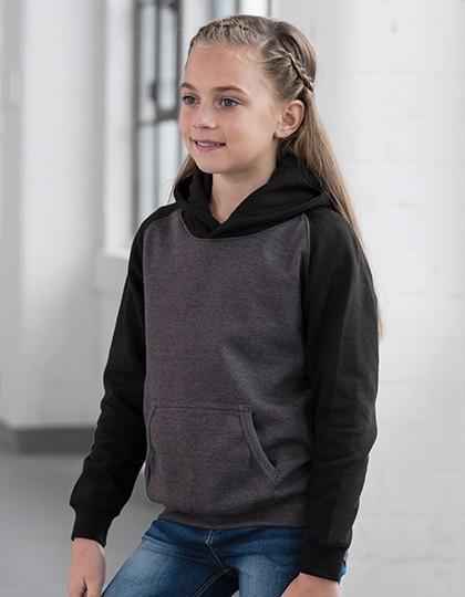 Just Hoods Kapuzensweatshirt für Kinder