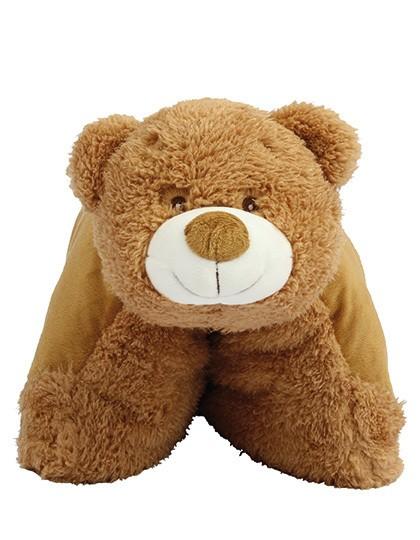 Mumbles Zippie Bär Cushion