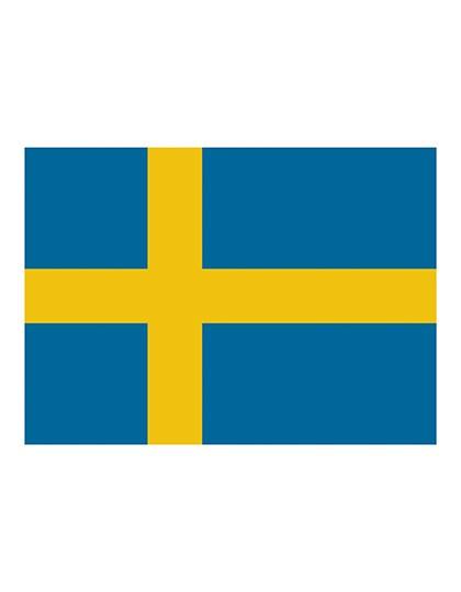 Printwear Fahne Schweden