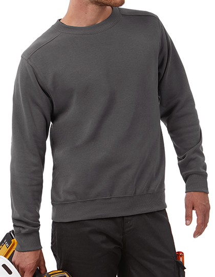 B&C Pro Collection Arbeits Sweatshirt