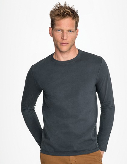 Sol's Herren Langarmshirt
