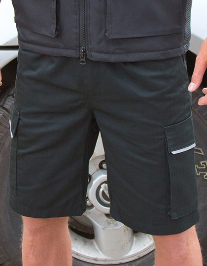 Result WORK-GUARD Herrenarbeitshose Shorts