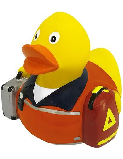 MBW Quietsche-Ente Rettungssanitäter