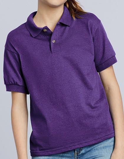 Gildan Kinder Jersey Polo