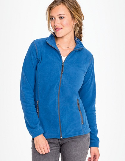 Sol's Micro Fleece Zipped Jacket Nova Women