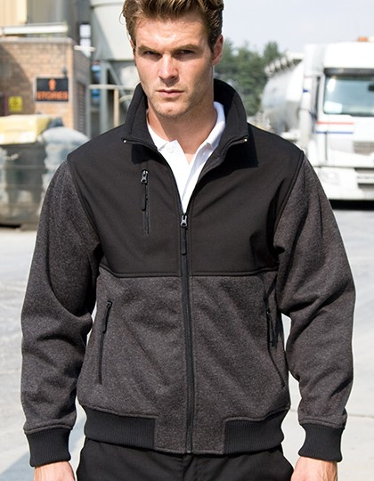 Result WORK-GUARD Stretch Arbeitsjacke für Herren