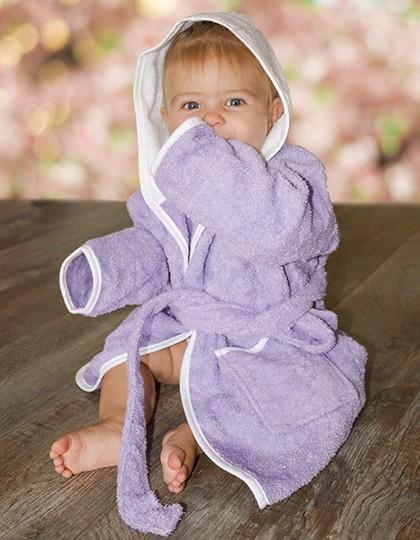 ARTG Baby Bademantel mit Kapuze