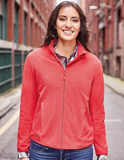Russell Ladies Microfleece Full-Zip