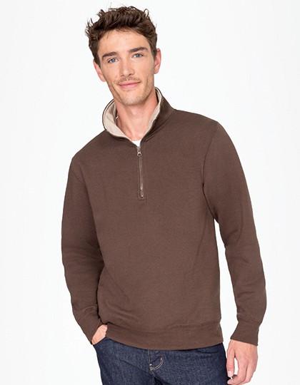 Sol's Sweat Shirt mit Zip für Herren